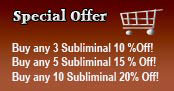 Special Offer Save up to 20%