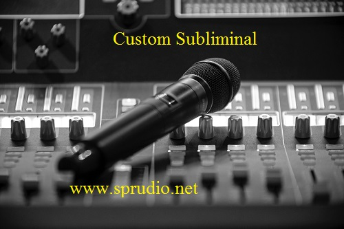 Custom Subliminal-Create your own subliminals