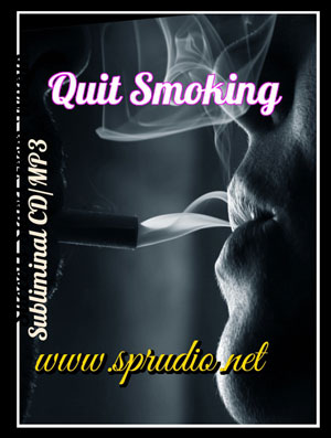 Quit Smoking with Subliminal CDs/MP3s