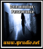 Determination - Perseverance (Never Give Up)
