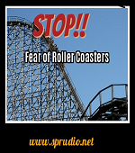 Overcoming Fear of Roller Coaster